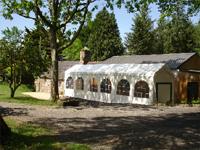 Salle réception Finistère - La ferme de Coat-Meur