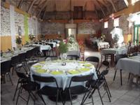 Salle réception Ille-et-Vilaine - La Ferme du Moulin du Bois